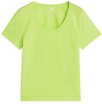 Arket Pima Cotton T-Shirt
