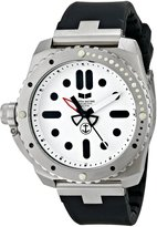 Vestal Men's RED3S01 Restrictor Diver 43 Silver Watch