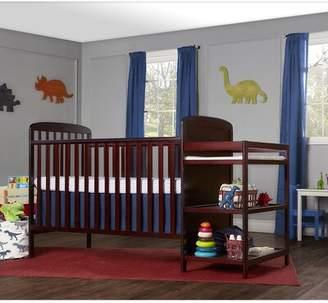 Mack & Milo Peckham Full Size 4-in-1 Convertible Crib Mack & Milo Color: Cherry