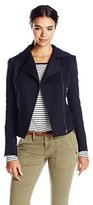 James Jeans Women's Motorcycle Jacket
