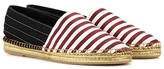 Marc Jacobs Printed fabric espadrilles