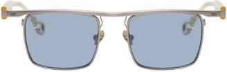 Études Silver Karma Sunglasses