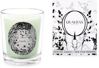 Qualitas Candles Earth Scented Beeswax Candle