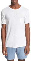Onia Men's 'Chad' Linen Pocket T-Shirt