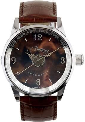S.t. Dupont Le Wild West Watch Prestige