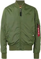 Alpha Industries bomber jacket - men - Nylon - S