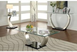 Hokku Designs Natalia 3 Piece Coffee Table Set