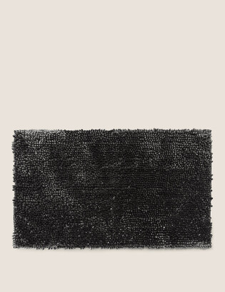 Marks and Spencer Bobble Shimmer Quick Dry Bath Mat