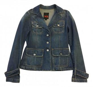 Y-3 Blue Denim - Jeans Jackets