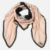 Karl Lagerfeld Women's Sprayhead Scarf Blossom