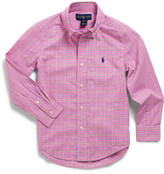 Polo Ralph Lauren Cotton Poplin Shirt (5-7 Years)