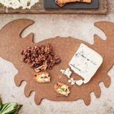 Epicurean Crab Cutting Board