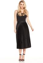 Maggy London Cara Pleated Skirt