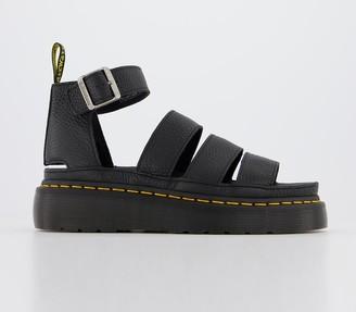 Dr. Martens Clarissa 2 Quad Sandals Black