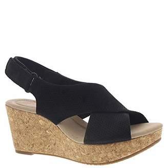 Clarks Women's Annadel Parker Wedge Sandal