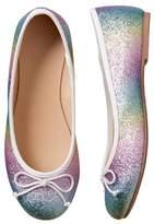 Gymboree Rainbow Sparkle Flats