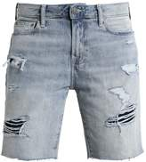 Abercrombie & Fitch Denim shorts light destroy