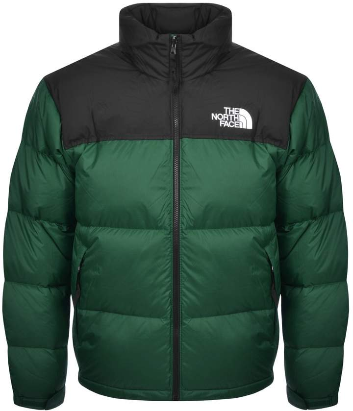 370df4802 1996 Nuptse Down Jacket Green