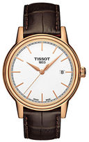 Tissot Men's Stainless Steel Carson Watch