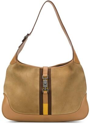 Gucci Pre Owned 2000s Strap Detail Shoulder Bag