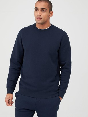 Very Man Crew Neck Sweatshirt - Navy