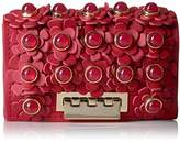 Zac Posen Eartha Card Case Red Credit Card Holder