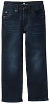 7 For All Mankind Standard Straight Leg Jeans (Little Boys)