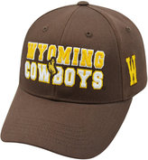 Top of the World Wyoming Cowboys Adjustable Cap