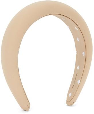 Lele Sadoughi Stone Padded Neoprene Headband