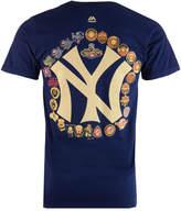 Majestic Men's New York Yankees Championship Run T-Shirt