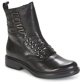 Mjus CAFE women's Mid Boots in Black