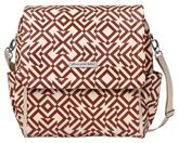 Petunia Pickle Bottom Boxy Backpack Diaper Bag in Mazes of Milano