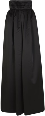 Wandering High Waist Long Skirt