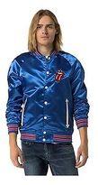 Tommy Hilfiger Tommy Denim Rolling Stones Varisty Jacket