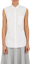 Alexander Wang Women's Cutaway-Back Top-WHITE