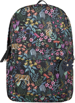 Accessorize Jungle Paradise Printed Backpack