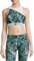 We Are Handsome Women's Active Long Line Sports Bra