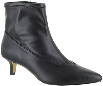 Bella Vita Kitten Heel Ankle Boots - StephanieII