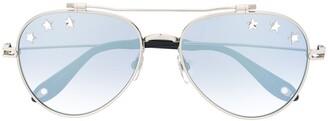 Givenchy Eyewear GV7057/N star studded sunglasses