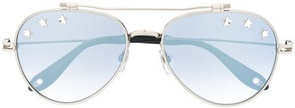 GV7057/N star studded sunglasses