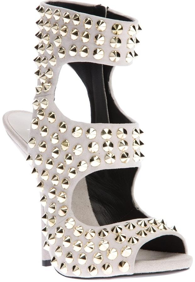 Giuseppe Zanotti Design studded sandal