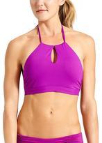 Athleta High Neck Keyhole Bikini