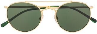 Polo Ralph Lauren Aviator-Frame Sunglasses