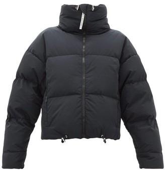 Cordova Mont Blanc Technical-fabric Down-filled Jacket - Womens - Black
