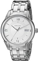 "Versace Men's VFI040013 ""Apollo"" Stainless Steel Casual Watch"