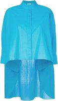DELPOZO flared blouse