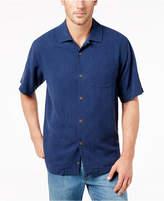Tommy Bahama Men's Tiki Palms Silk Short-Sleeve Shirt, A Macy's Exclusive Style