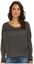 Velvet by Graham & Spencer Olena02 Cashmere Blend Sweater