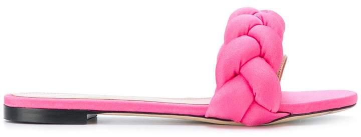 Marco De Vincenzo open toe slippers