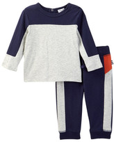 Splendid Modal Mix Top & Pant Set (Baby Boys)